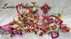 Sailor Moon jewels