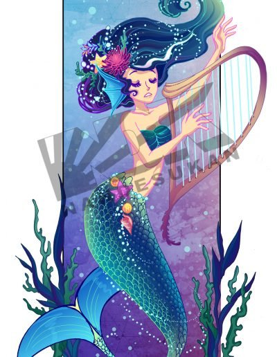 Yokiko 2015 NDK 19  Mythical Mermaid