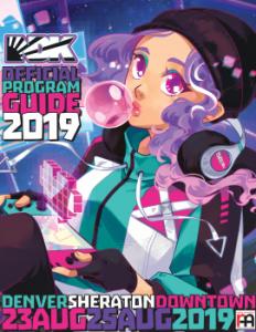 2019 Program Cover