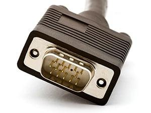 VGA conector