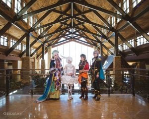 Gaylord Hotel - Cosplay